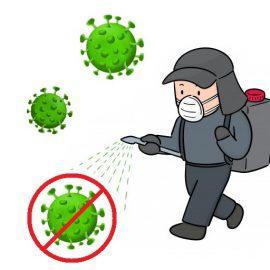 Dezynfekcja i Likwidacja Wirusa